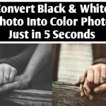 Colourise.Sg – Convert Black And White Photo To Color Online Free