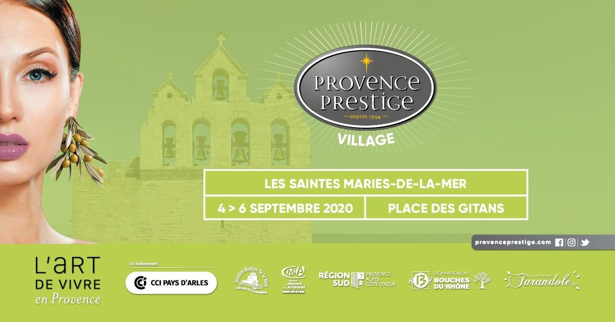 salon provence prestige village 2020