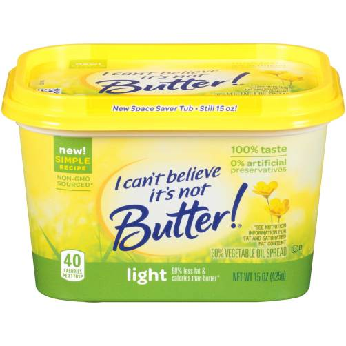 margarine health claims based on flawed science