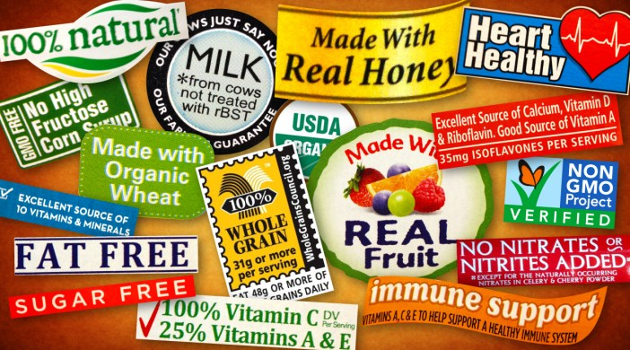 how health claims in food labels mask hidden toxins