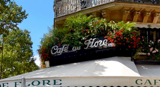 the legendary cafe de flore paris the