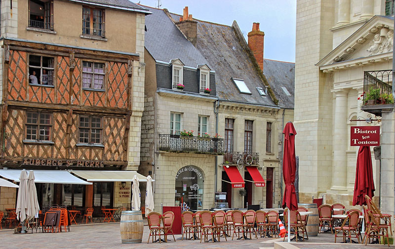 What to see and do in Saumur Loire Valley  The Good Life France