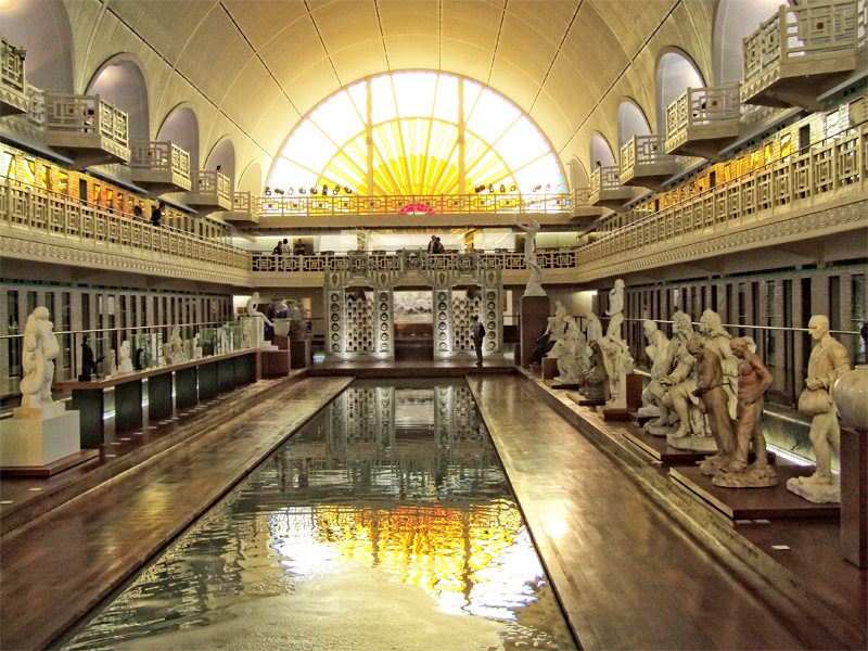 La Piscine Museum Roubaix  An art deco wonder in the north of France  The Good Life France