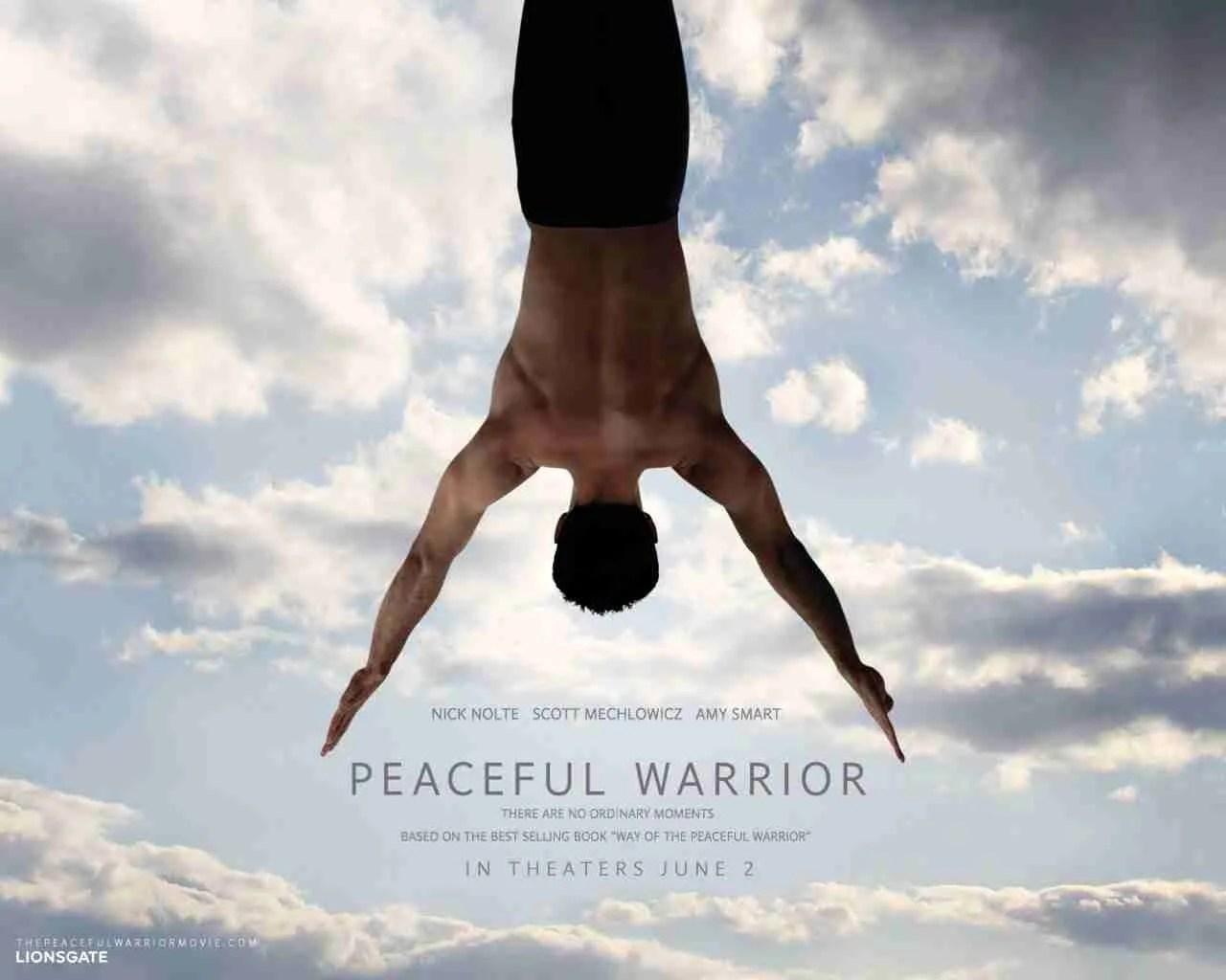peaceful warrior movie