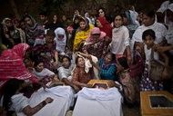 Christians Killed in Pakistan