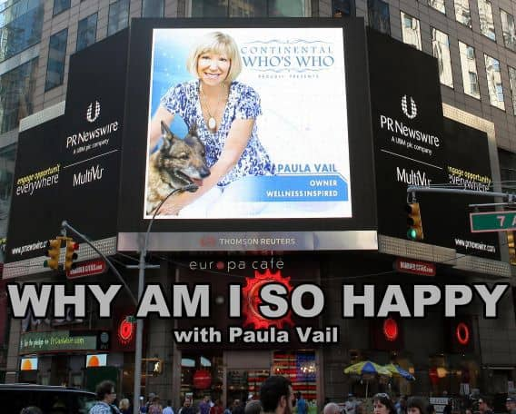 Frankie Picasso appears on Why am I so Happy with Paula ...