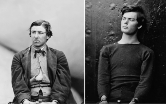 David Herold and Lewis Powell