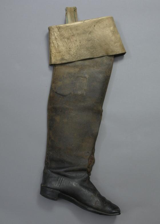 museum_artifact_boot