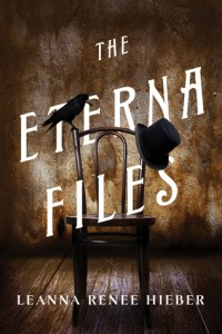 Eterna Files cover
