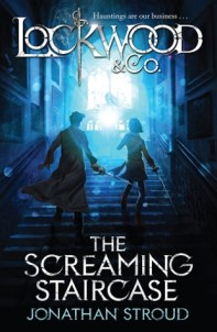 The Screaming Staircase cover