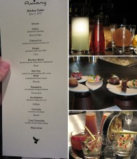 Kitchen Table Confidential at The Aviary, Chicago | The ...