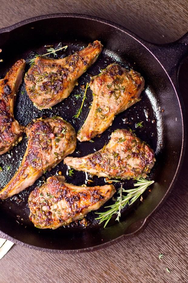 quick lamb chop recipes