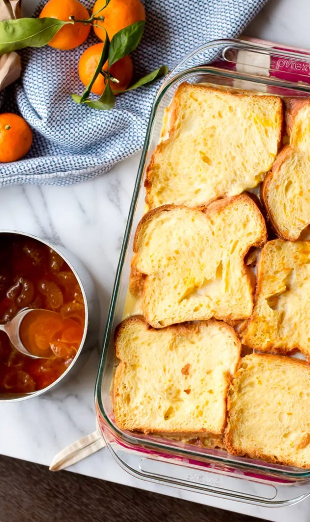 Brioche French Toast Casserole The Gourmet Gourmand