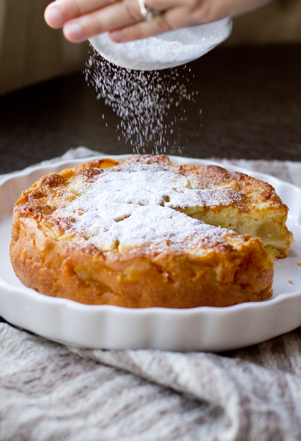 Dorie Greenspan's French Apple Cake - THE GOURMET GOURMAND
