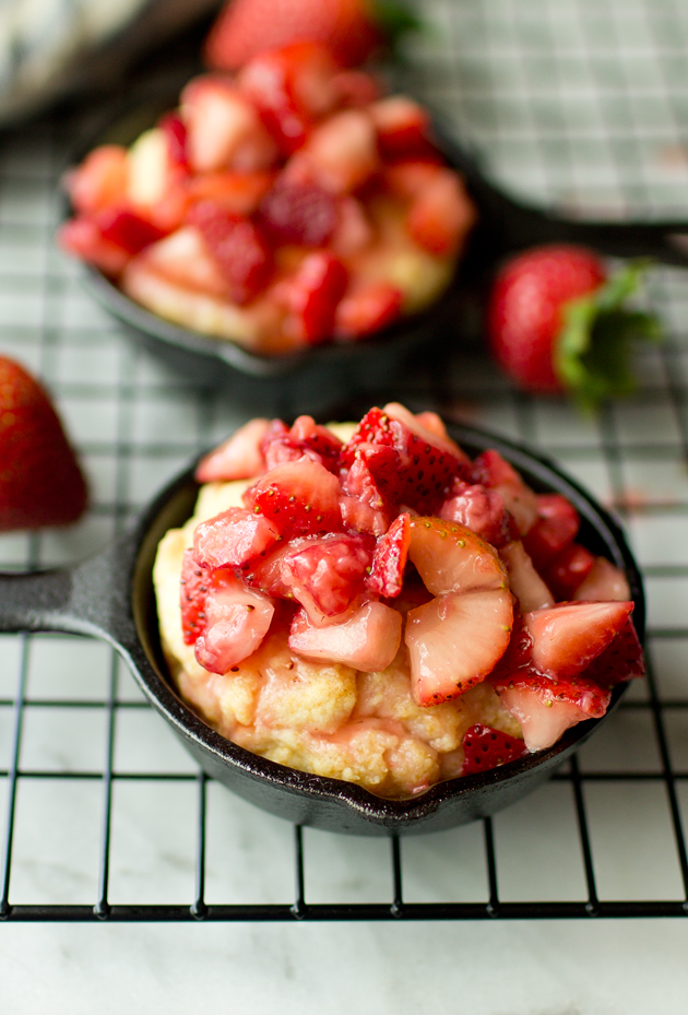 Classic Strawberry Shortcake - thegourmetgourmand.com