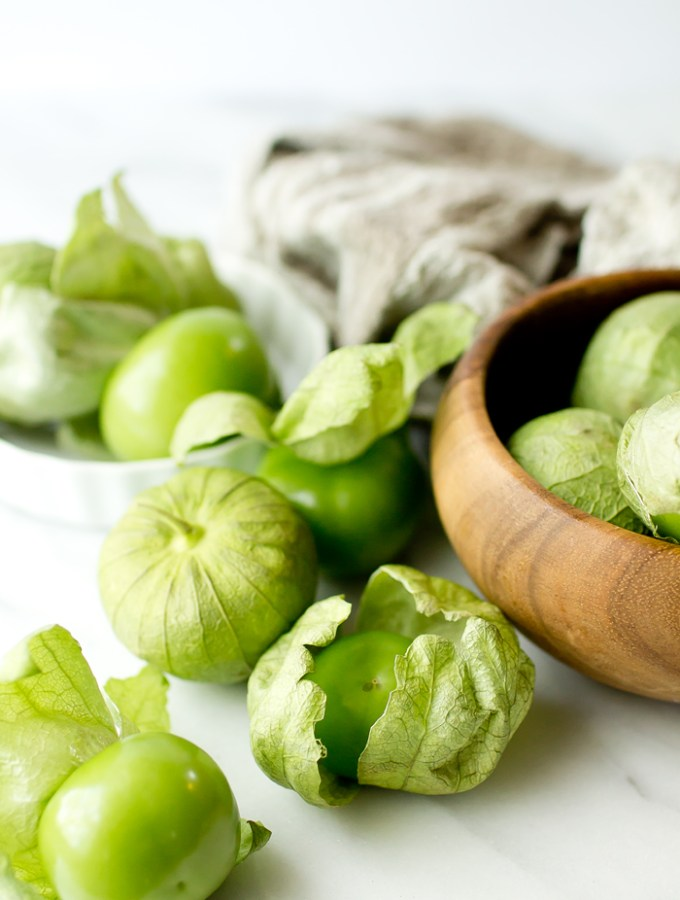 Seasonal Spotlight: All About Tomatillos