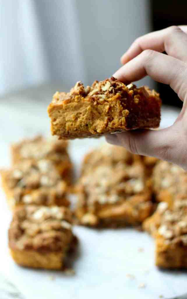 Pumpkin Bars 9