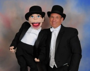 Stand Up Ventriloquist Comedy Still Hit's The Spot