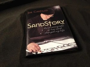 SandStory Book: How Sand Changed My Life by Joe Castillo