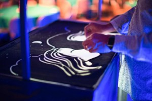 What is the Magic of Sand Art Storytelling?