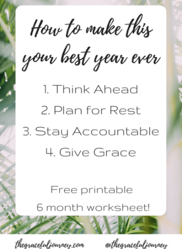 Make It Your Best Year