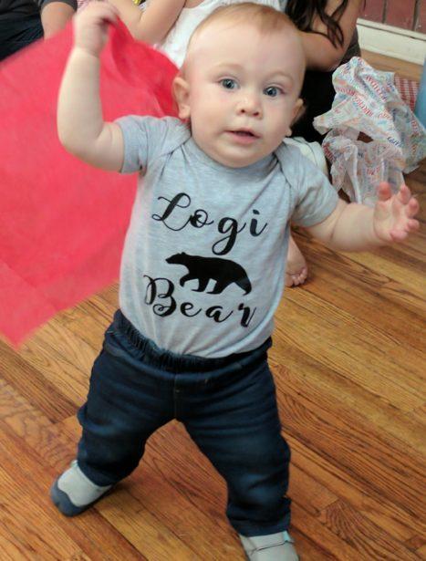 Yogi Bear First Birthday