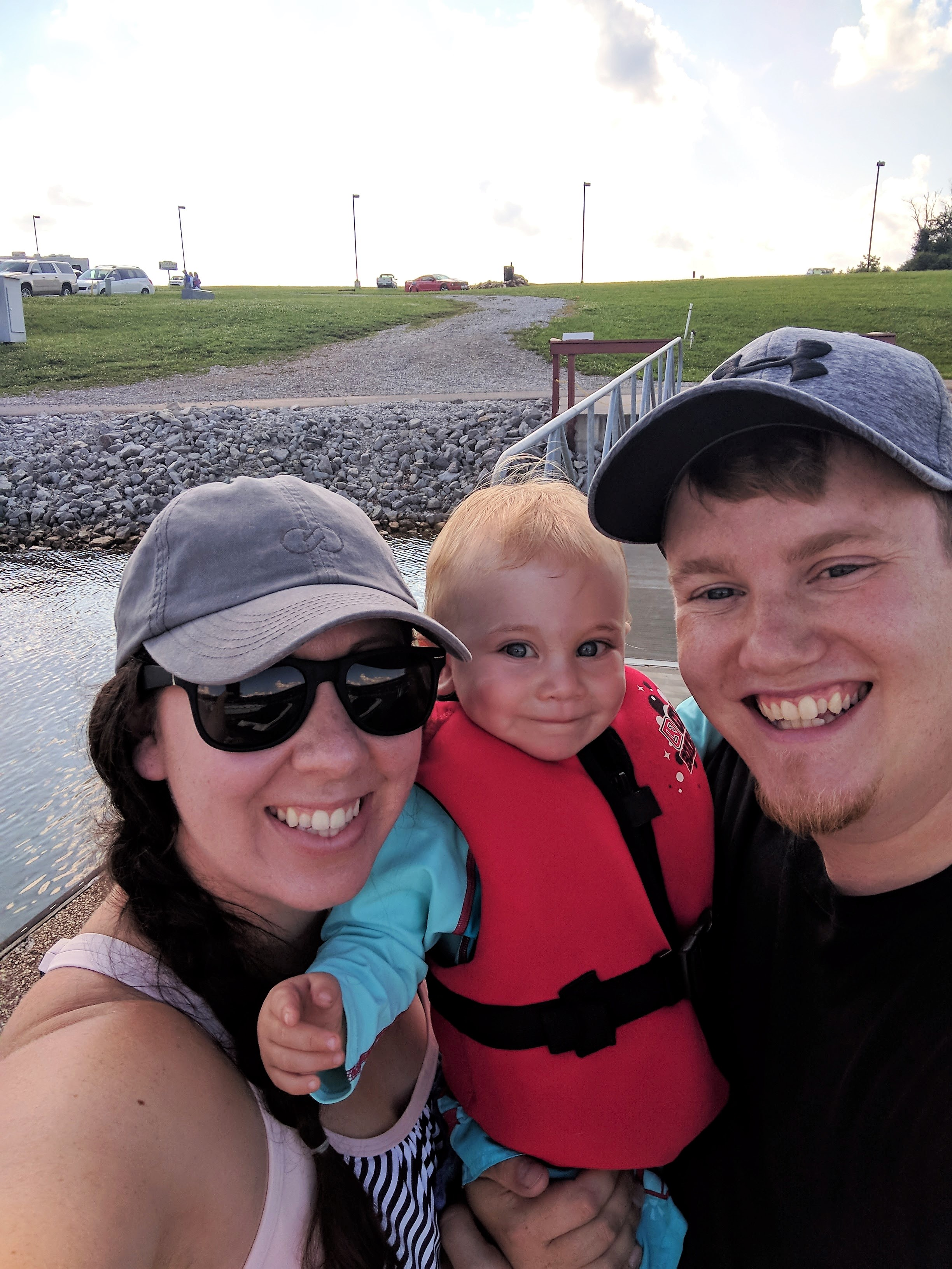 The Grand Seeley Adventure, Family Vacation, lake life, tubing, boating