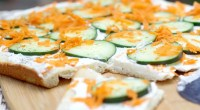 Cucumber Patio Pizza | The Gracious Wife