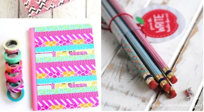 10 Of The Best Diy Back To School Ideas Awesome Ways Stay Organized And