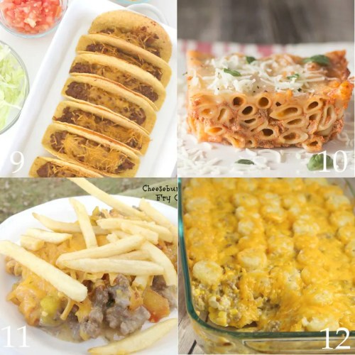 Meal Ideas For Ground Beef: Over 50 Quick And Easy Dinner Ideas With Ground Beef