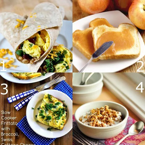 Crockpot Breakfast Recipes