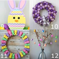 32 DIY Easter Decorations | The Gracious Wife