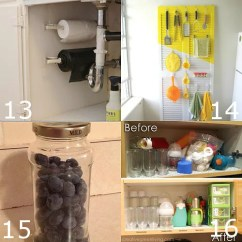 Magnetic Kitchen Knife Holder Ikea Tables And Chairs 24 Diy Organization Ideas | The Gracious Wife