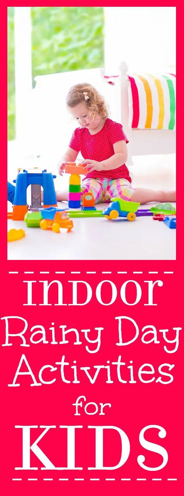 Indoor Rainy Day Activities For Kids The Gracious Wife