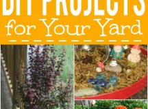 32 Fun Summer DIY Backyard Projects | The Gracious Wife