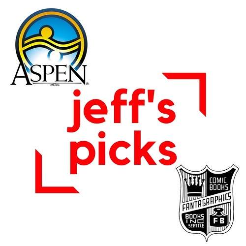 Jeff's Picks of the Week for January 31, 2018