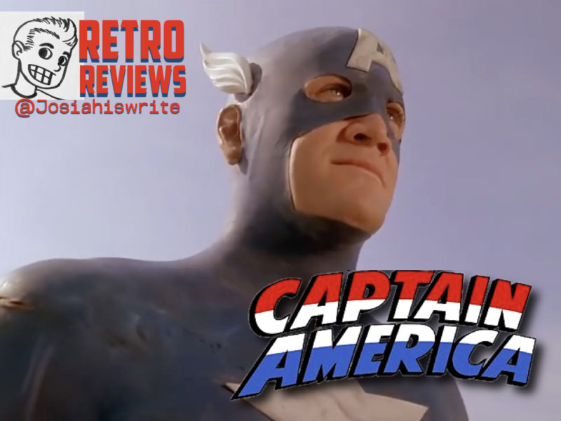 Retro Reviews: Captain America (1990) Special Cinematic Edition