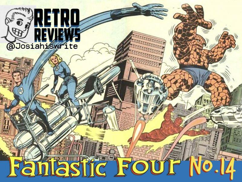 Retro Reviews: Fantastic Four no. 14