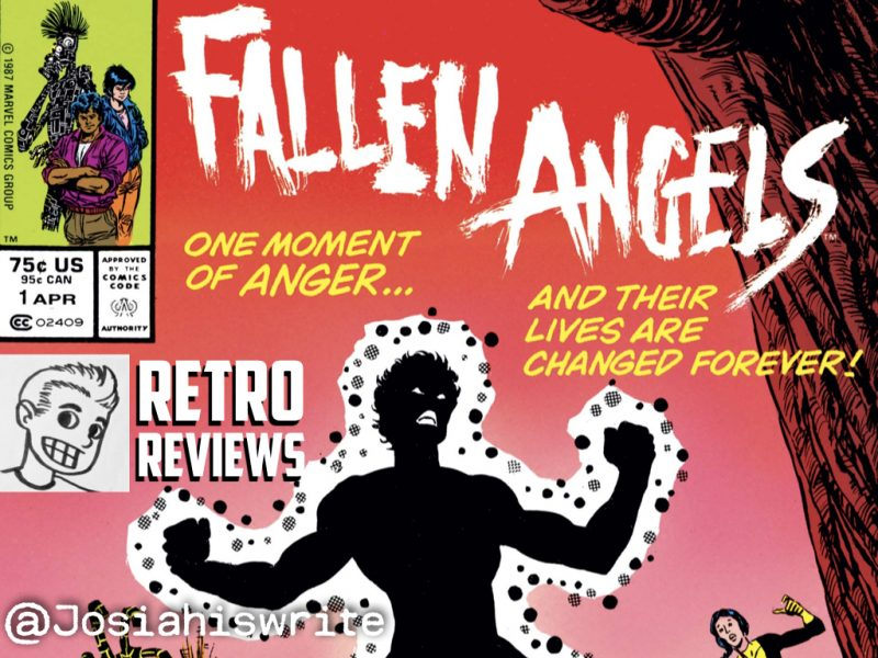 Retro Reviews: Fallen Angels no. 1