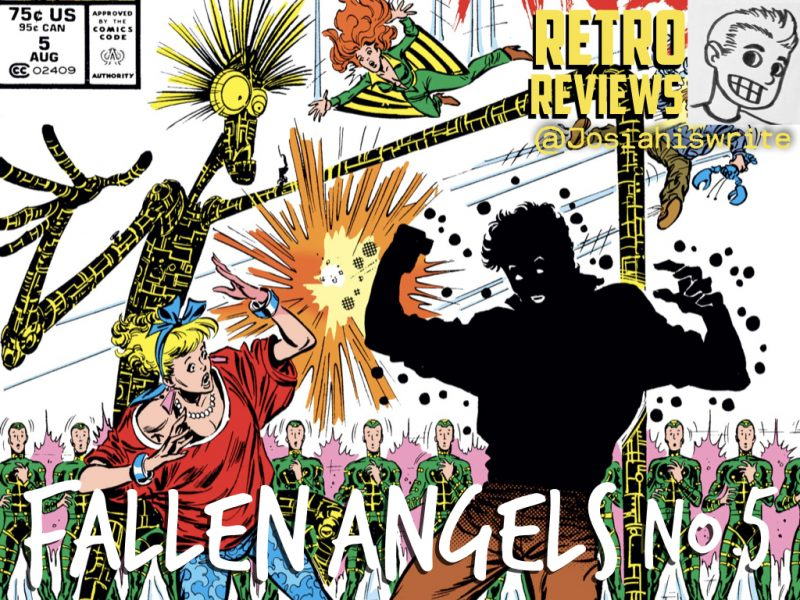 Retro Reviews: Fallen Angels no. 5