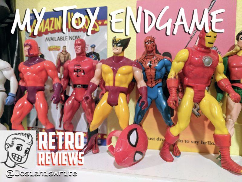 Retro Reviews: My Childhood Toy Endgame