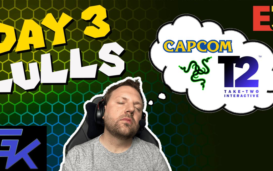 E3 2021 Day Three Reaction | GamerKulture