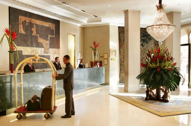 Hotel  SPA Majestic  Hotel in Barcelona Center