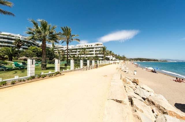 Alquiler Apartamento TGS0106 Playa Esmeralda Marbella