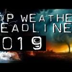 #2019  Wild  #Weather Headlines