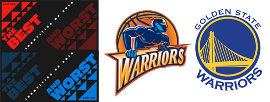 Best & worst logo redesigns of 2010