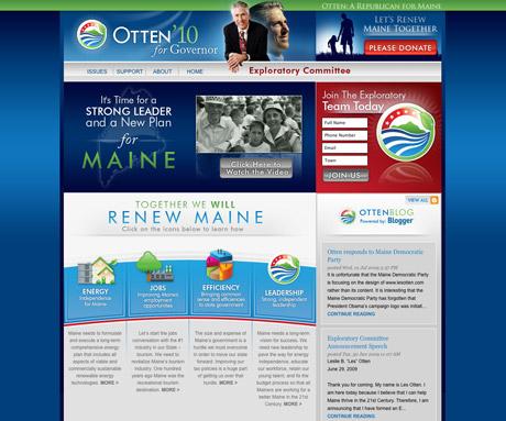 Les Otten's Web site