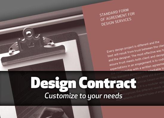AIGA Design Contract