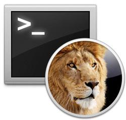 Lion Terminal hacks