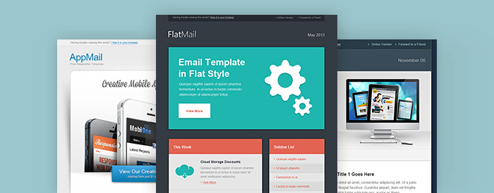 free email newsletter psd templates the graphic mac